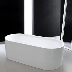 Indy Oval Freestanding Bath