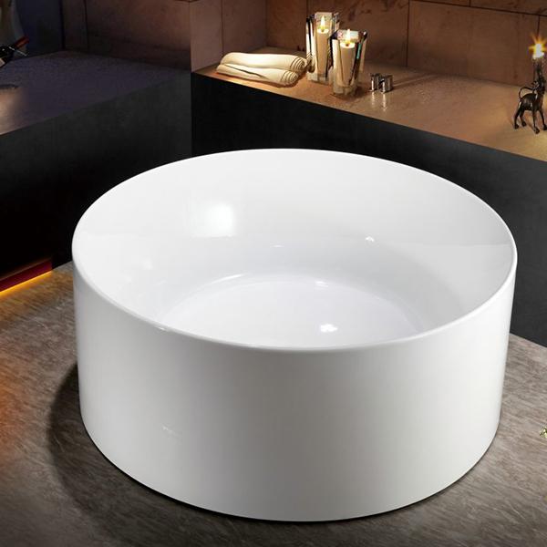 Round Freestanding Bath – Rondo Bath