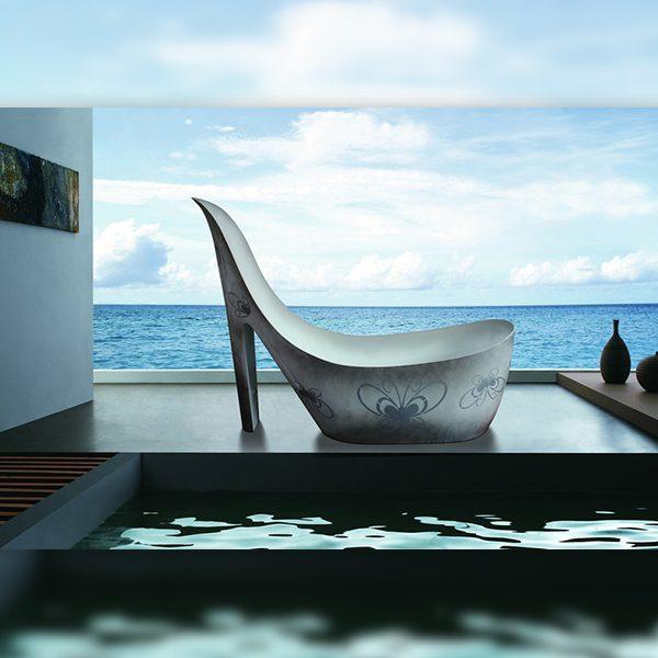 Freestanding – Stiletto Bath