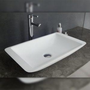 Modern Rectangle Basin – Oblong Milano