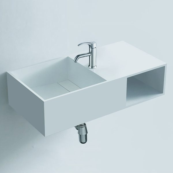 Large Wall Hung Basin – Luv