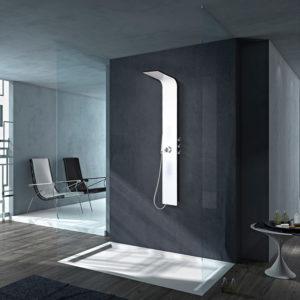 Shower-Column-White