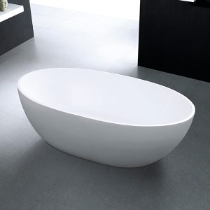 Modern Freestanding Bath – Saturn Bath