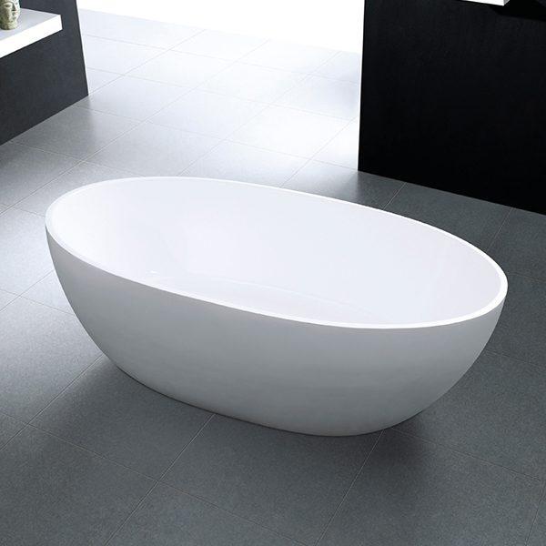 Modern Freestanding Bath – Saturn Bath