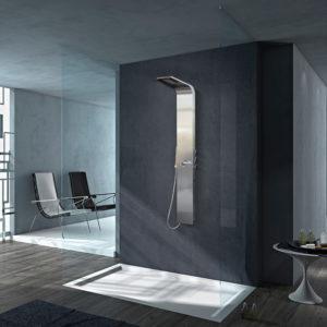 Shower-Column-–-Curved