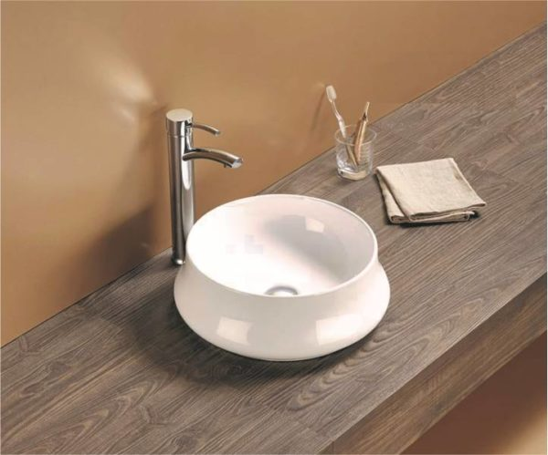 modern bathroom basin