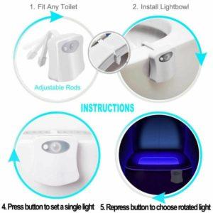 toilet nightlight