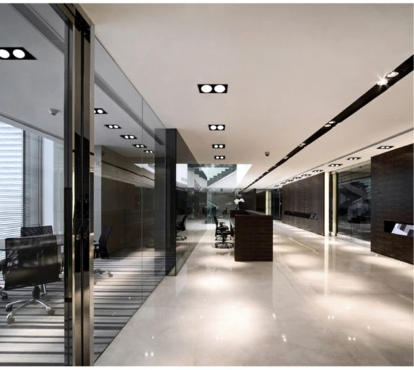 Office LED downlights