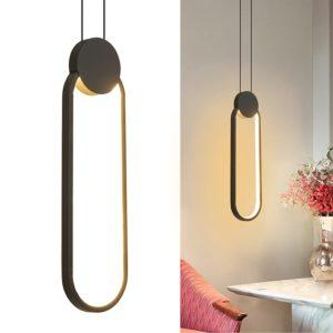 Oval LED Bed Light
